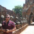 Аюттхая, древняя столица Тайланда
